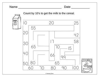 Nutrition Activities