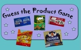 Health Lesson: Nutrition Media Literacy and Fun Product Pa