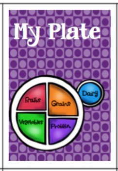 Nutrition : My Plate Card Game