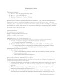 Health: Nutrition Label W.3.1; L.3.1i; SL.3.1d; RI.3.6