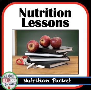 Nutrition Unit Lessons FACS, FCS