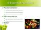 PPL PE/Health Nutrition Presentation Handout