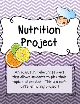 Nutrition Project