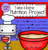 Nutrition Project - Take Home Cooking Project