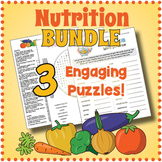 Nutrition Puzzle Bundle