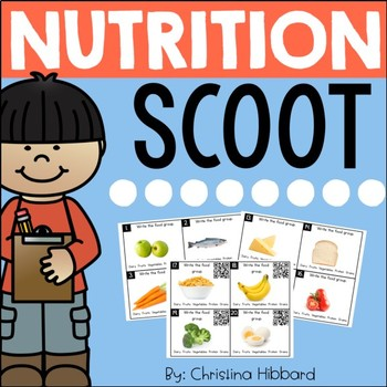 Nutrition Scoot
