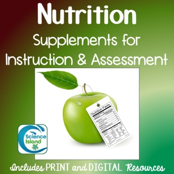 Nutrition Supplements for Instruction and Assessment