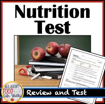 Nutrition Test, FACS FCS