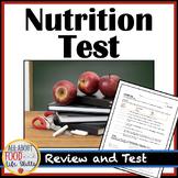 Nutrition Unit Test, FACS FCS