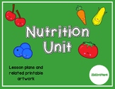 Nutrition Theme Unit for Preschool
