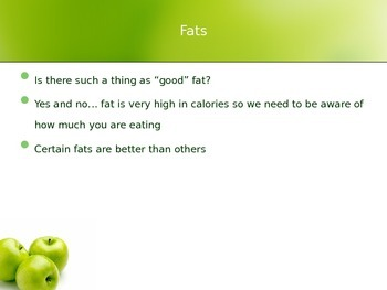 Nutrition Theory PowerPoint Presentation