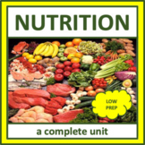 Nutrition - a complete health unit