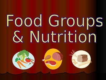 Nutrition and Food Label PPT
