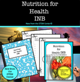 Nutrition for Health Interactive Notebook
