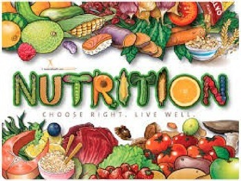 Nutrition lesson (life skills classroom)
