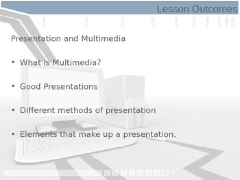 Good vs Bad PowerPoint Multimedia presentations.