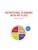 Nutritional Planning with My Plate