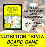Nutritional Trivia Board Game