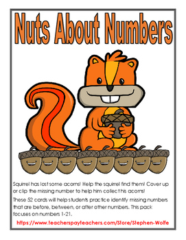Nuts About Numbers