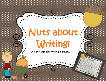 Nuts About Writing!