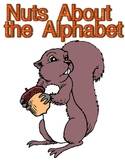 Nuts About the Alphabet - A Letter Matching Game