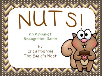 Nuts! An Alphabet Recognition Game