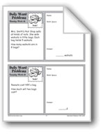 Nuts (Grade 2 Daily Word Problems-Week 19)