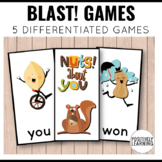 Autumn Literacy Games