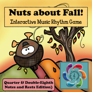 Nuts about Fall! Interactive Music Rhythm Game for Google/Adobe-Quarter/Eighths