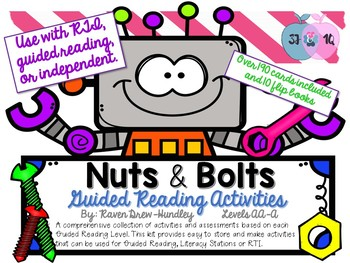 Nuts and Bolts Guided Reading Activities