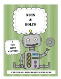 Nuts and Bolts: Kindergarten Math Centers