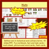Nuts workbook and activities pack