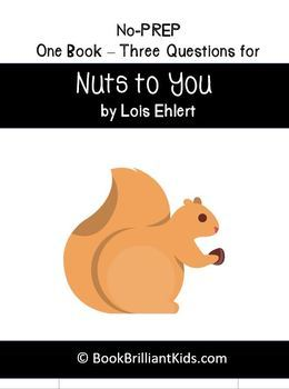 Nuts to You NO-PREP Discussion Questions and STEM Activity