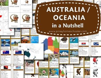 Nutshell Geography Series Bundle
