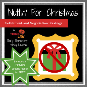 Nuttin' For Christmas?  Not on our Watch!