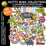 BUGS - SPRING CLIPART