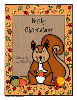 Nutty Characters