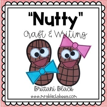 """""""Nutty"""" Craft and Writing"""