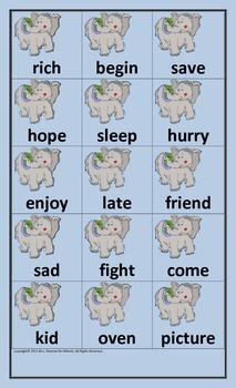 Synonym Flashcards