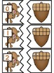 Nutty Fun Ten Frames Puzzles & Playdoh Math Centers