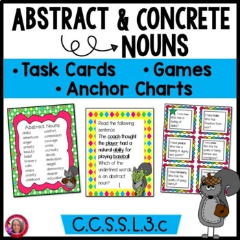 Nutty for Abstract Nouns