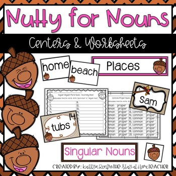 Nutty for Nouns!