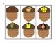 Nutty fun Phonics Short Vowel I Word Activities