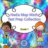 NwEa Map Math Bundle for Grade 1