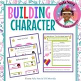 """Nyla Nova's """"Building Character"""" Bundle #1"""