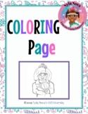 Nyla Nova's Coloring Page