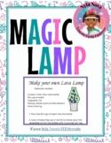 Nyla Nova's Magic Lamp