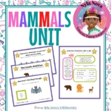 Nyla Nova's Mammals Thematic Unit