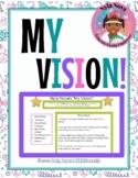 "Nyla Nova's ""My Vision"""