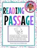 Nyla Nova's Reading Passage